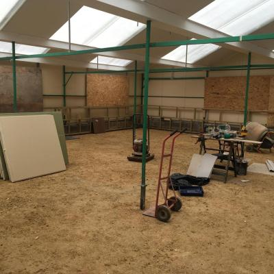 Work begins to create Fields Kitchen